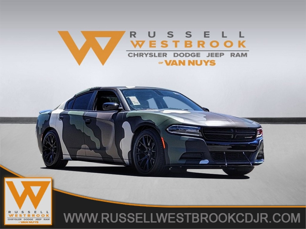 Russell Westbrook Cars >> New 2019 Dodge Charger Sxt Rwd